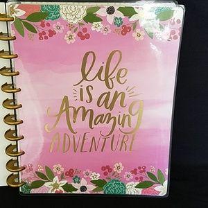 Big spiral memory keeper/calendar/planner